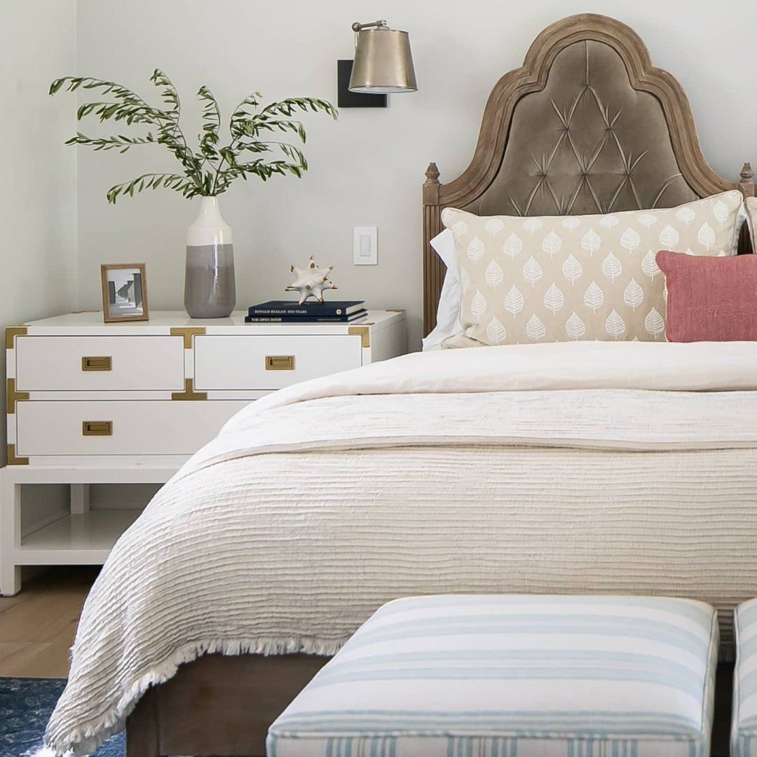 How To Mix Match Your Bedding With Ease Style Kathy Kuo Blog Kathy Kuo Home