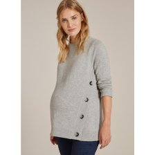 Shop Bryony Maternity Button Knit and more