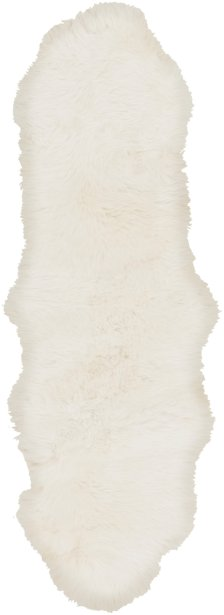 Shop Home Accents Artistic Weaver Sheepskin Area Rug, White and more