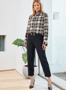 Shop The Relaxed Jean Washed Black and more