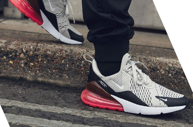 Now Live: Nike Air Max 270