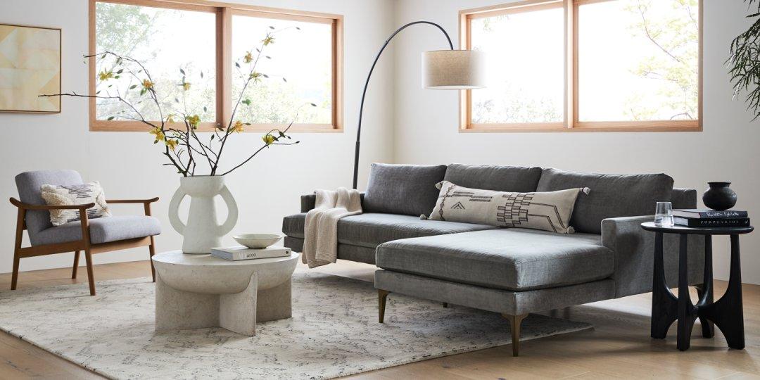 Living Room Inspiration West Elm, Living Room Inspiration