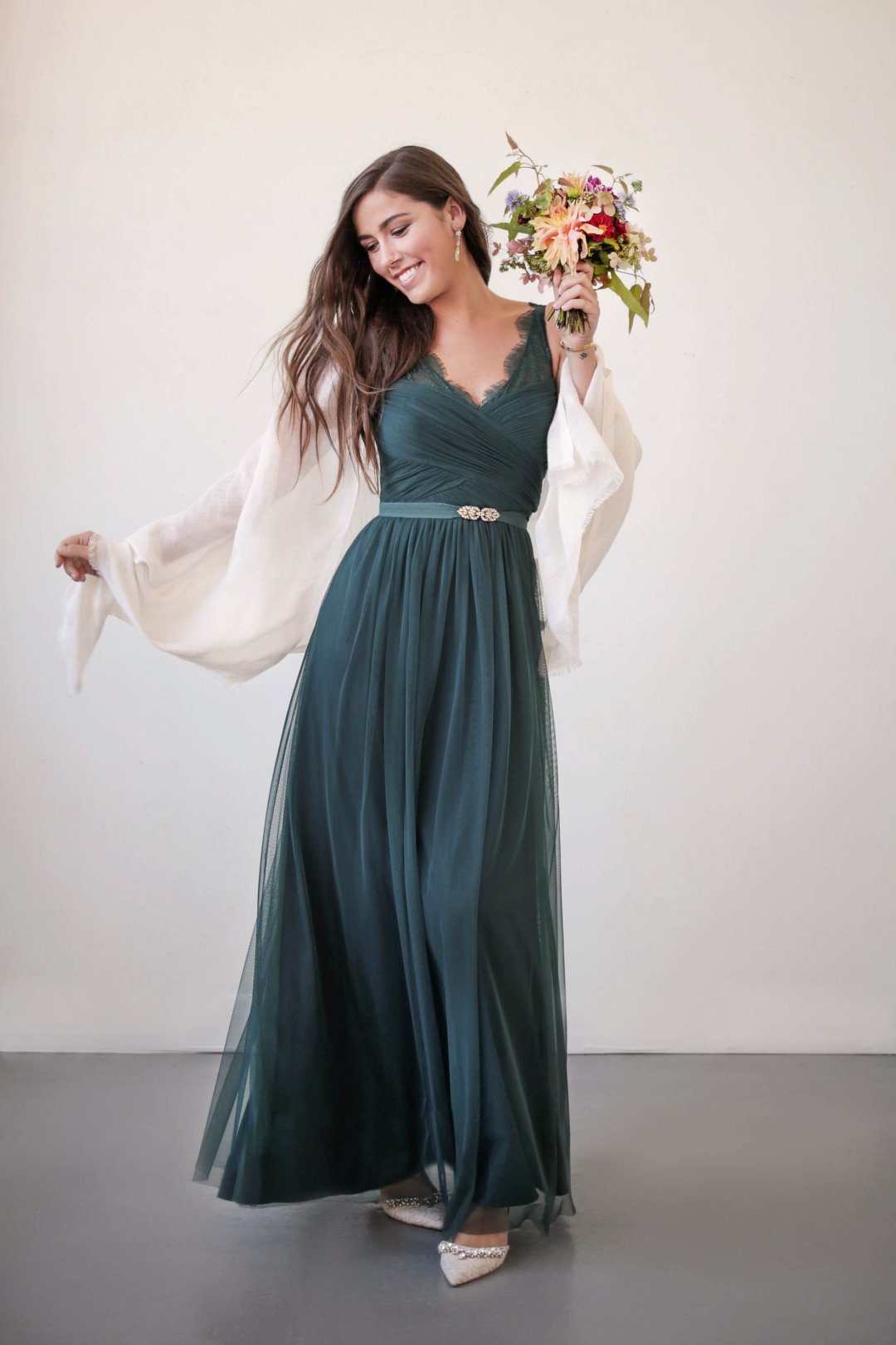 The Winter Wedding Boleros Cover Ups Guide Bhldn