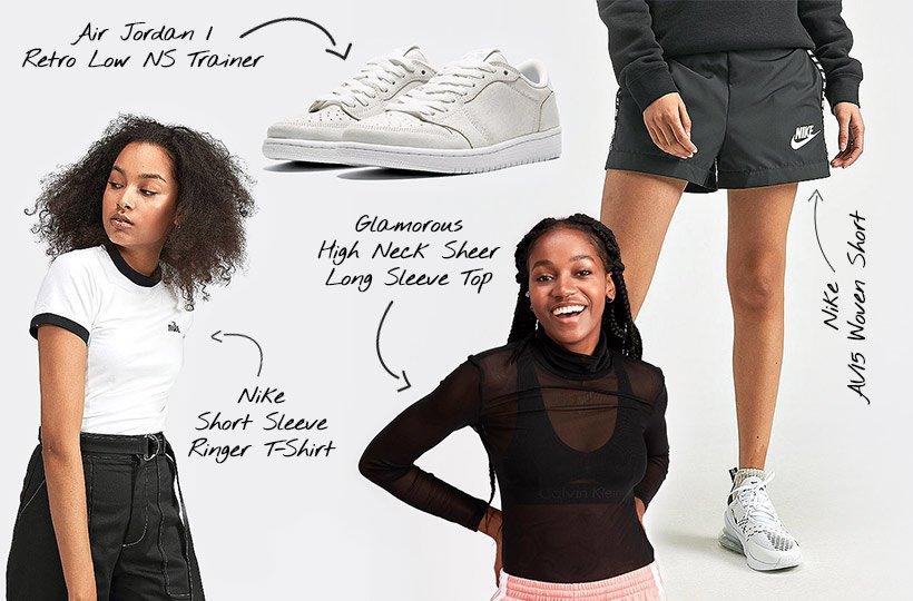Ways To Wear Jordan For Women