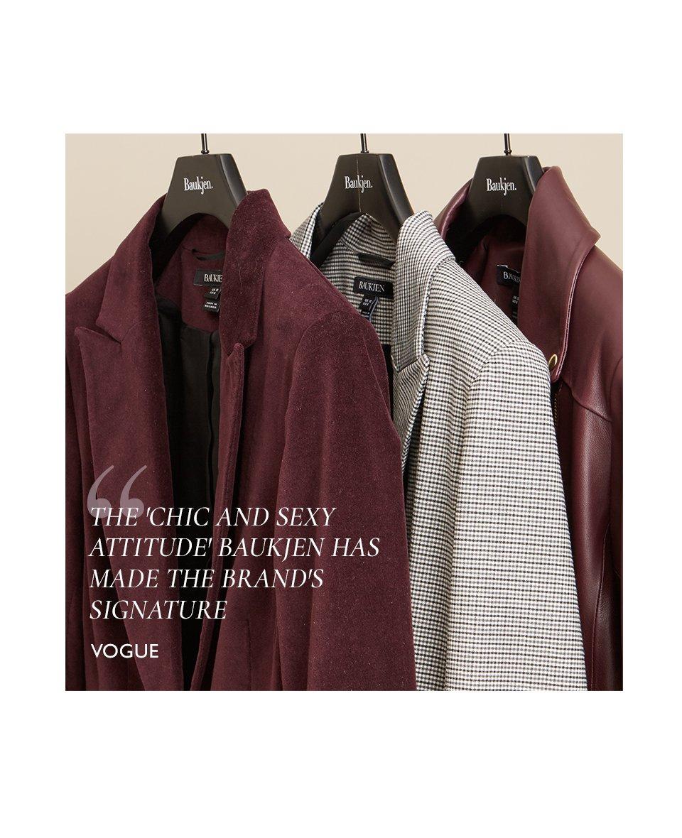 Shop Fabienne Blazer Darkest Fig, Greta Blazer Black & Grey Mini Check and more