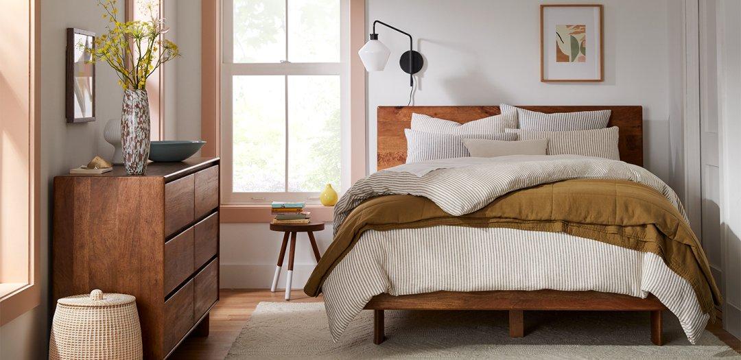 Bedroom Inspiration West Elm, West Elm Bedroom Furniture