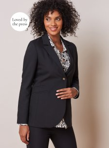 Shop Isabella Oliver Josefina Maternity Blazer and more