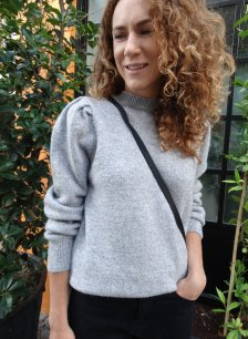 Shop Shannon Jumper Grey Marl and more