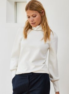 Shop Joelle Top Soft White and more