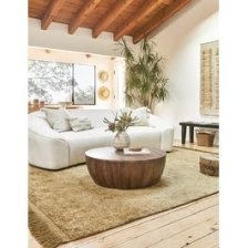 Shop Arteriors Jacob Round Coffee Table and more