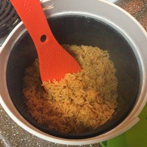 Joseph Joseph M-cuisine micro-ondes riz et Céréales Cuisinière-Stone//orange