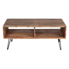 Shop Turner Hairpin Leg Coffee Table, Driftwood and more