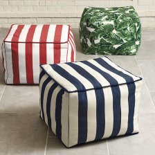 Shop Outdoor Pouf and more