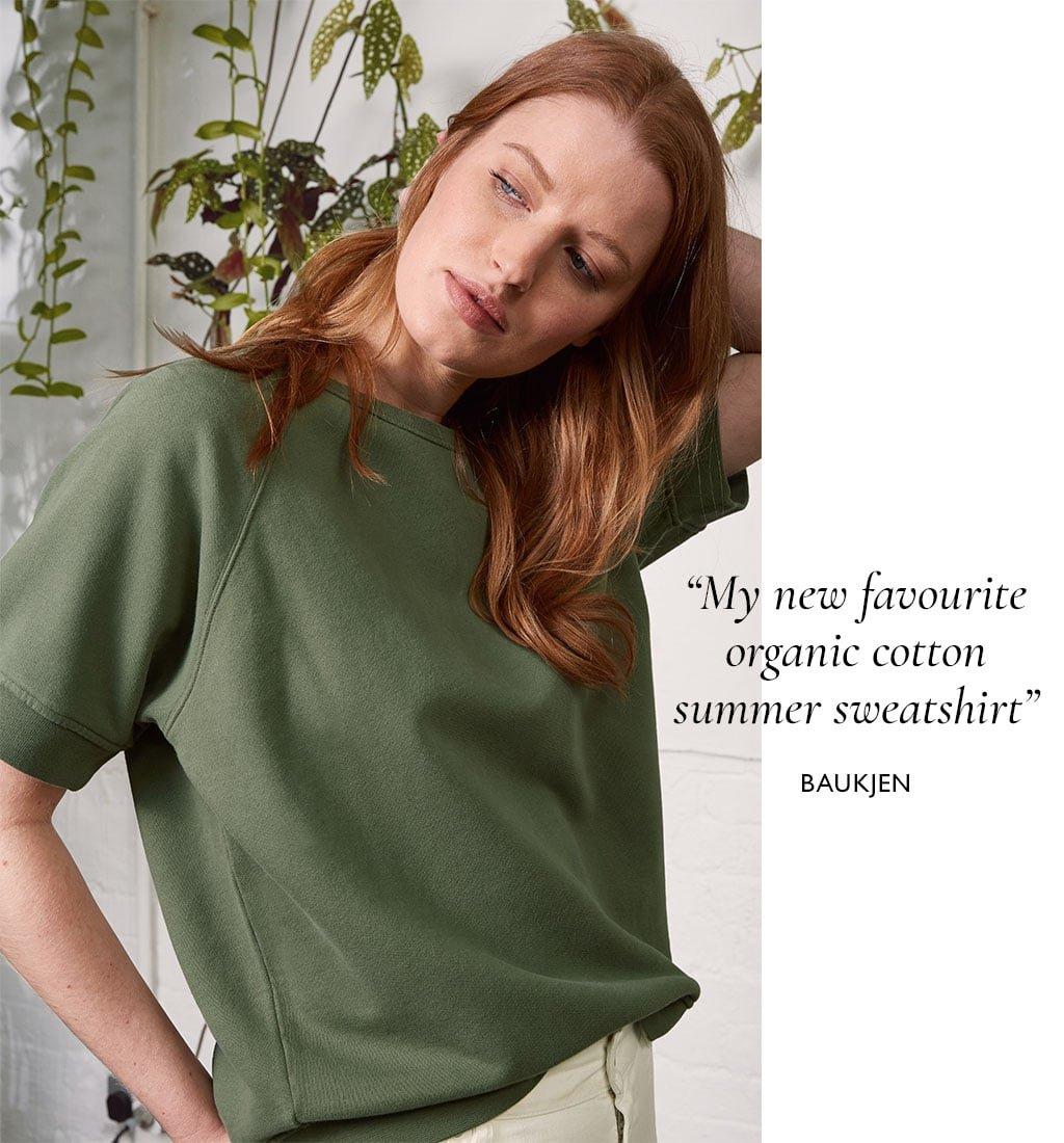Shop Gail Jean Off White, Lara Organic Top and more