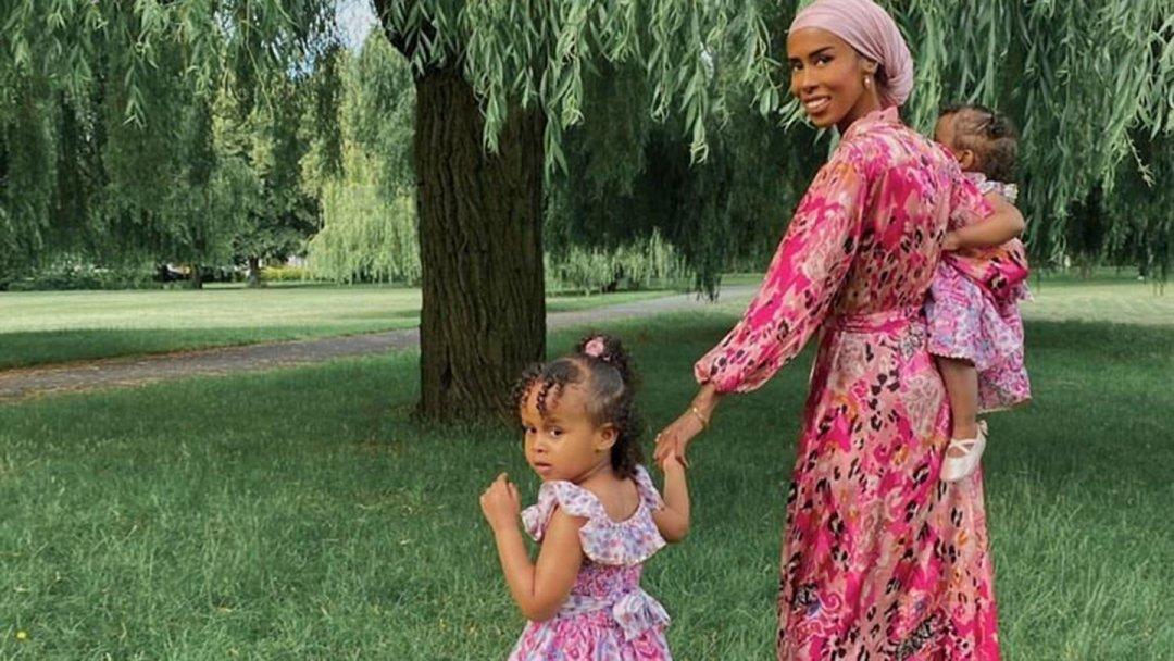 Eid Celebrations: Basma Kahie