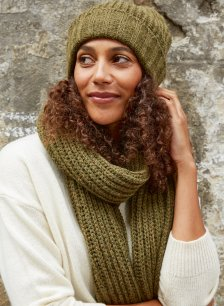 Shop Ana Maria Hat Moss and more