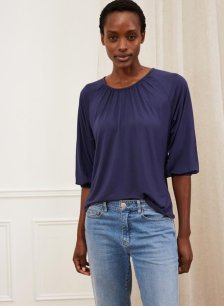 Shop Carla Top with LENZING™ ECOVERO™ and more