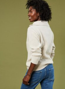 Shop Nadine Recycled Wool Jumper and more