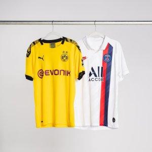 Puma Borussia Dortmund Home Jersey 19 20 Soccer Com