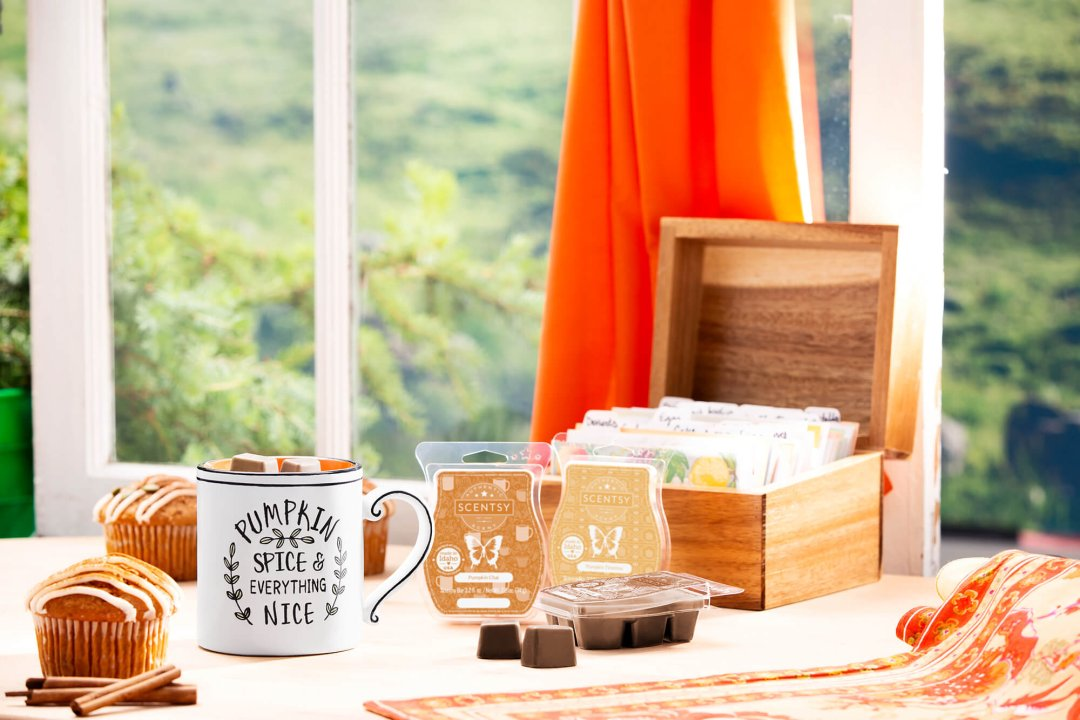 Best Fall Scentsy Fragrances Scentsy Blog