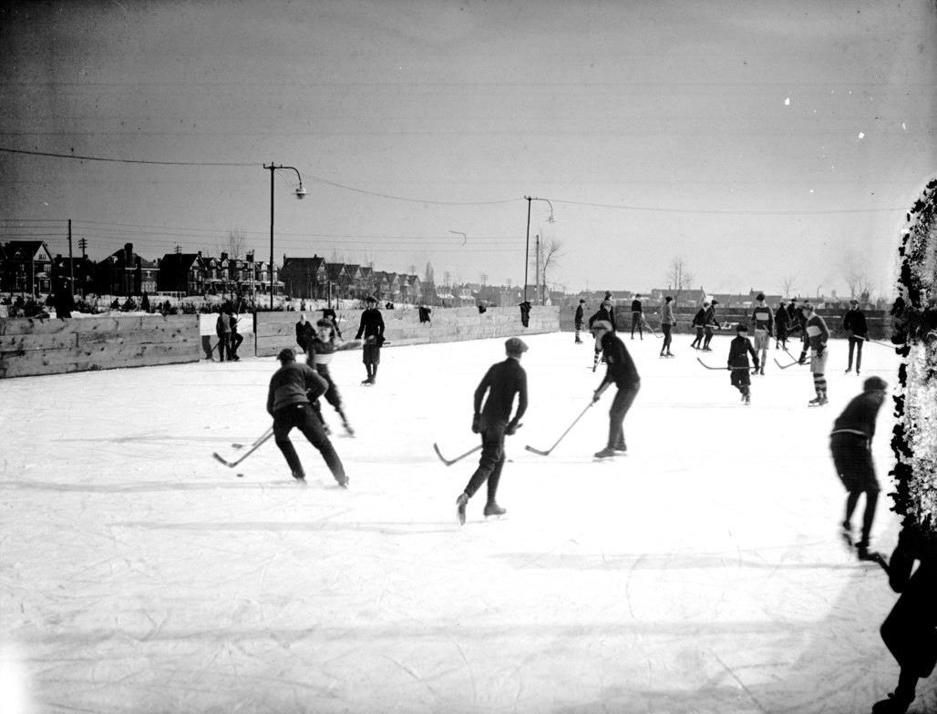 Timberland Behind The Design Vintage Pond Hockey Boot
