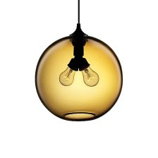 Shop Binary Pendant Light by Niche - Color: Gray (GL-BIN-GR-CS-4-S-120VCP-5-BL) and more