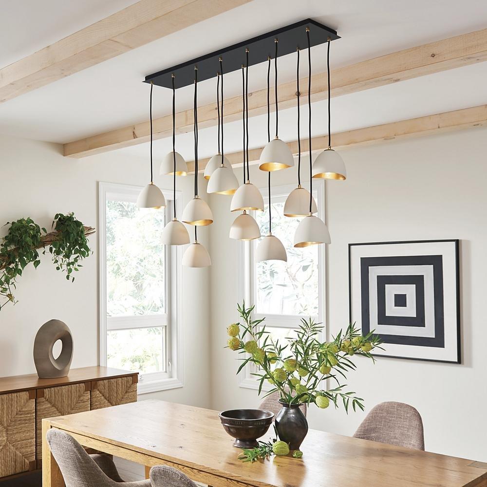 Dining Room Pendant Lighting Ideas   How To's & Advice at Lumens.com
