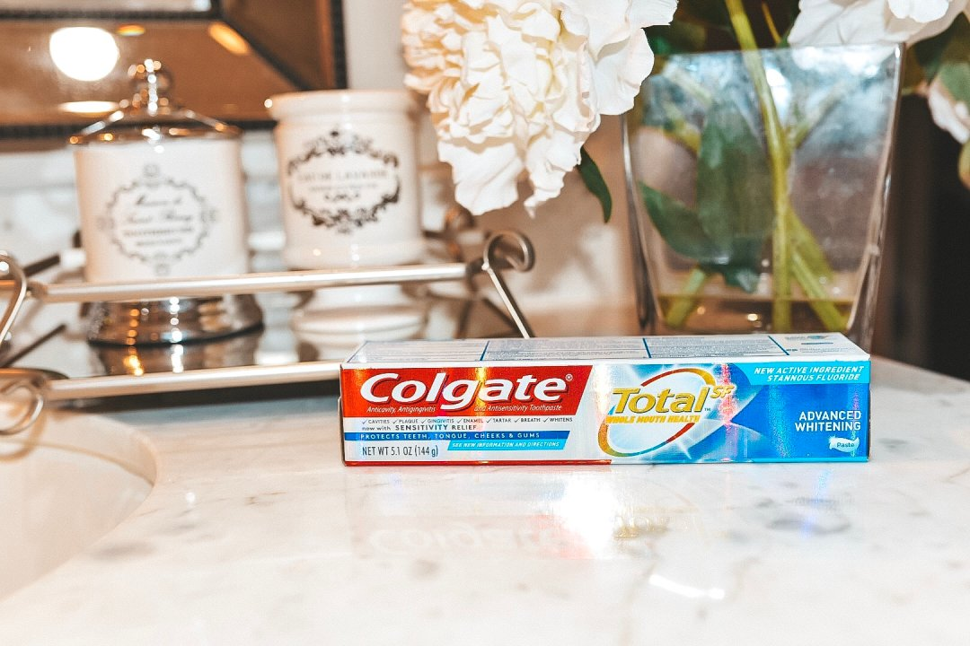 The Robinson Residence Colgate Total