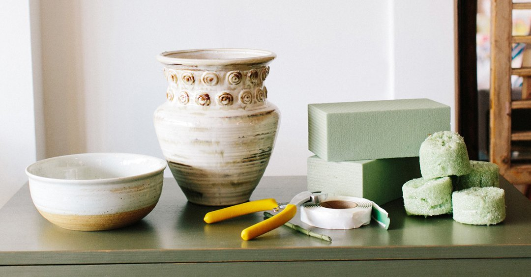 Shop Portland Perfect Salad Bowl, Eclectic Ivory Ceramic Fluted Vase, Medium and more