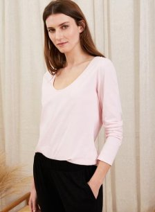 Shop Martine Organic Cotton Top and more