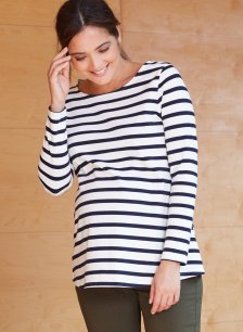 Shop Isabella Oliver Arden Maternity Top and more