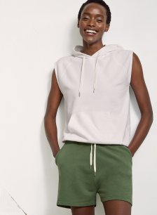 Shop Drew Organic Cotton Hoodie Pure White and more