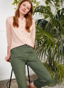 Shop Zoe Organic Shirt and more