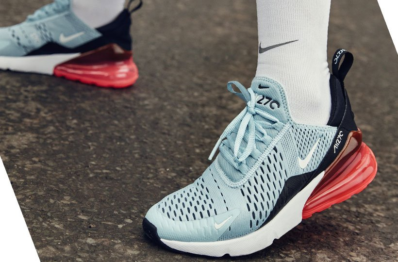 Now Live Nike Air Max 270