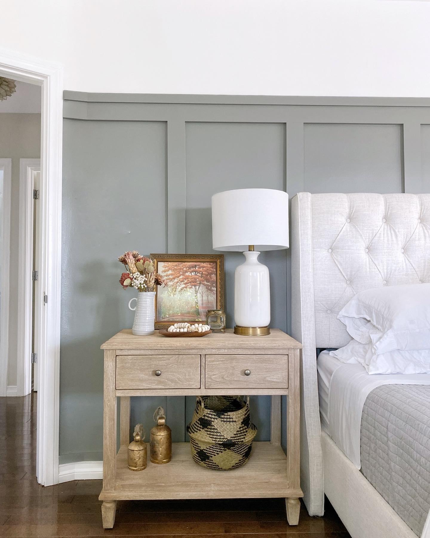 Elegant master bedroom Instagram Post