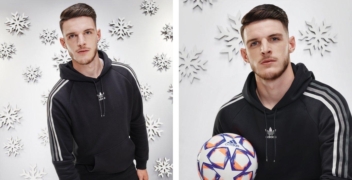 anuncio natal jd sports Declan Rice adidas Originals