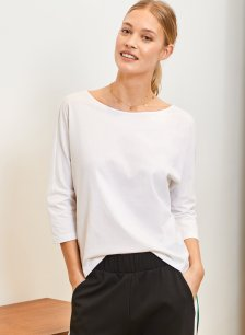 Shop Kendra Organic Top Pure White and more