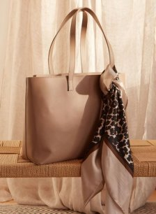 Shop Blythe Leather Tote Bag and more