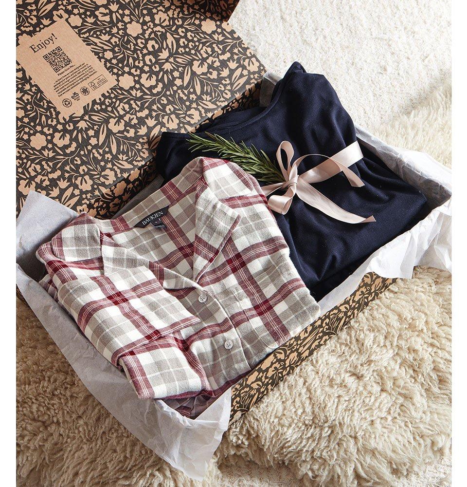 Shop Siesta Modal Top Classic Navy, Margie Pyjamas Grey & Redwood and more
