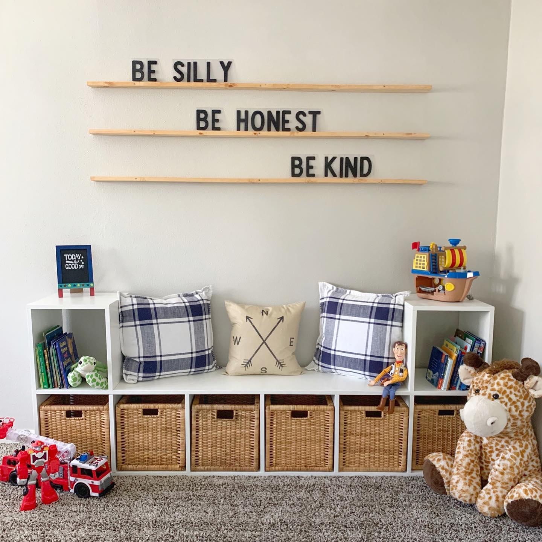 Be kind kids room Instagram Post