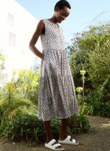 Shop Aphrodite Dress with LENZING™ ECOVERO™ and more