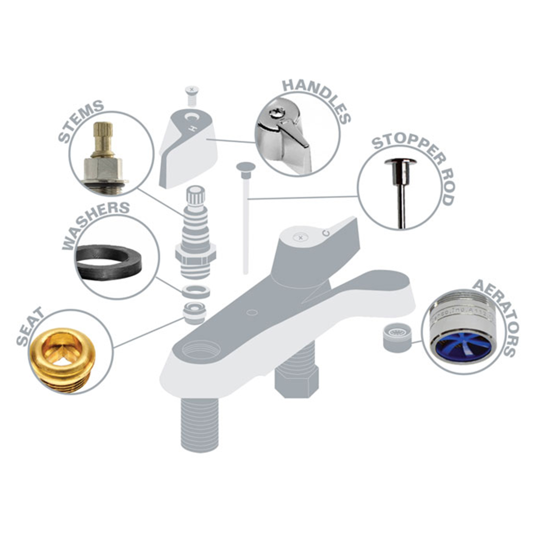 Faucet Parts Repair