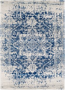 Shop Home Accents Harput Area Rug, Dark Blue/Pale Gray/Beige and more