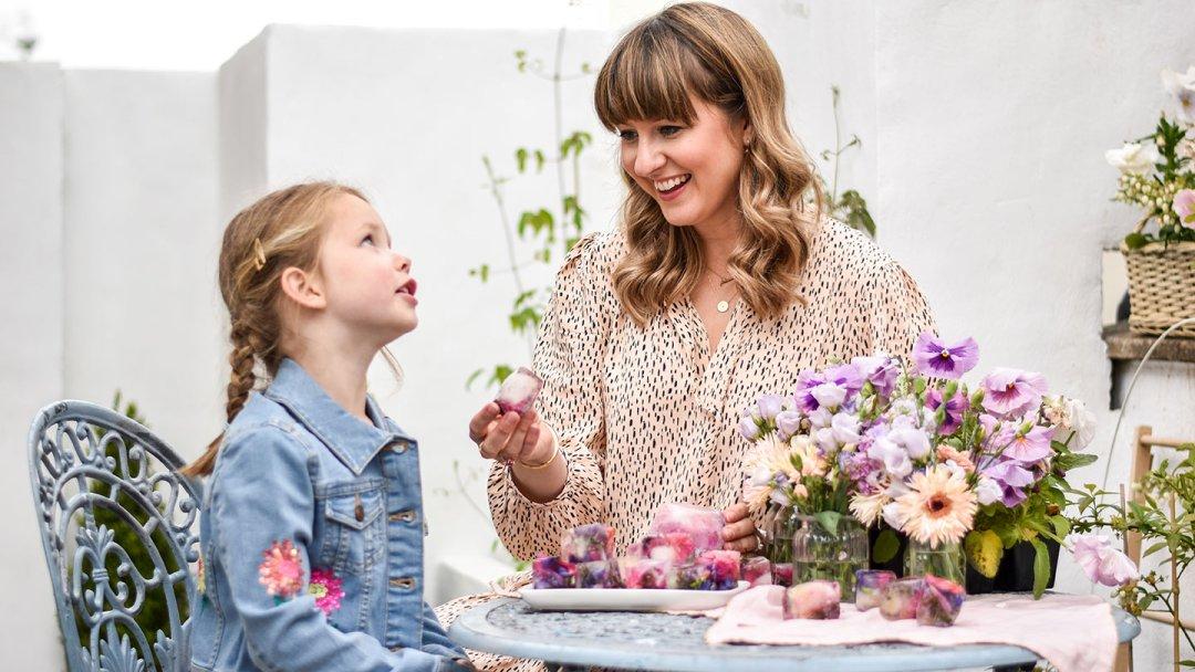 Half Term Activities with The Kids: Marlenka & Flo