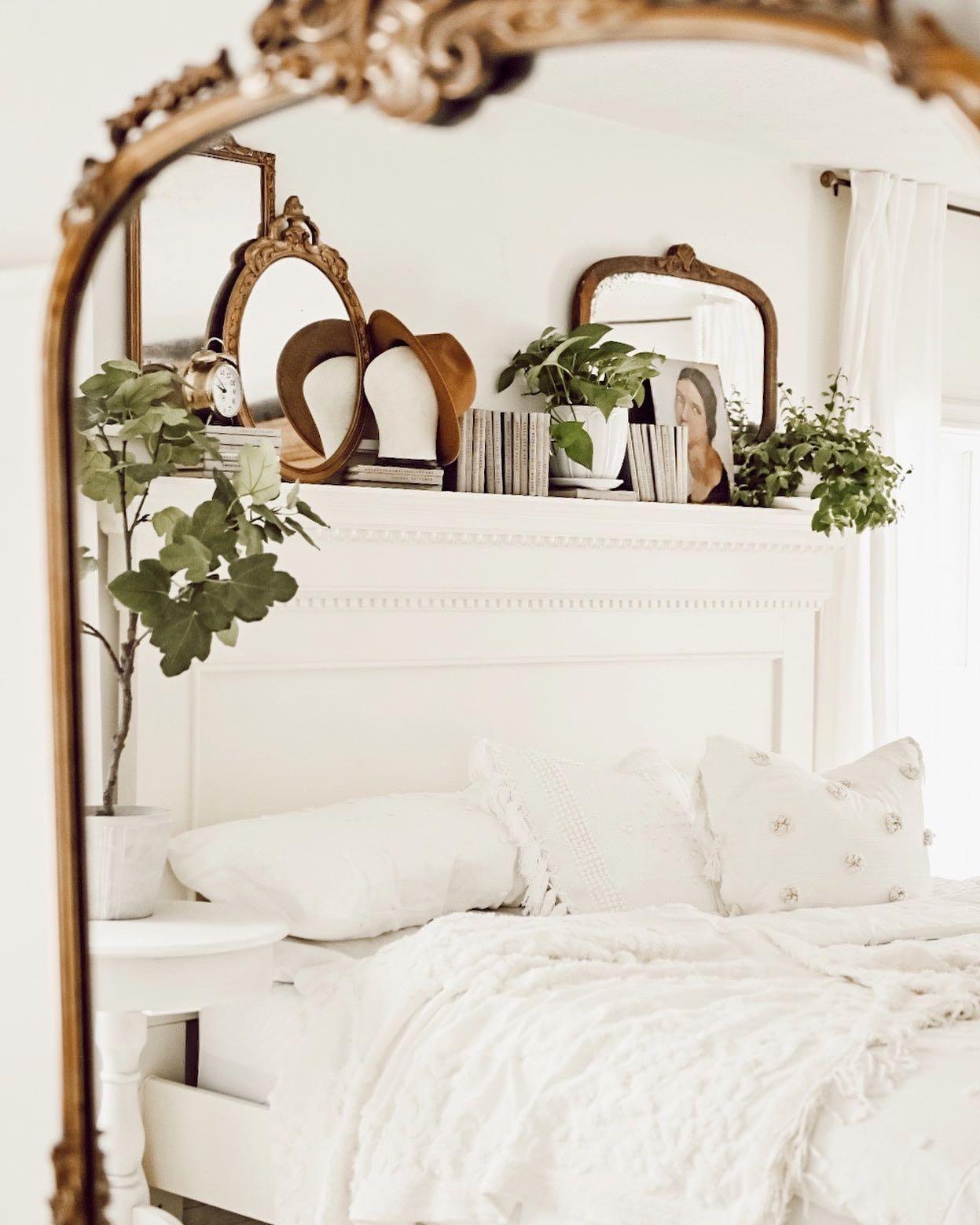 Liz marie's refreshed bedroom Instagram Post