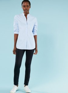 Shop Wren Recycled Skinny Jean Black and more