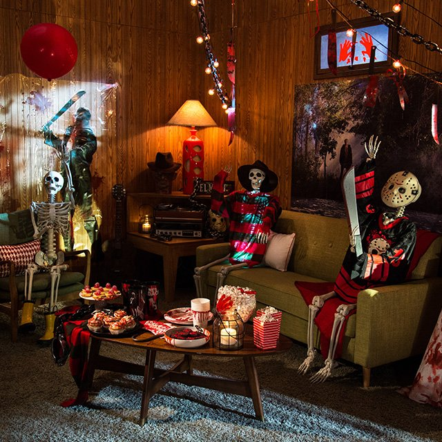 Halloween Decorations Supplies 2020 Party City