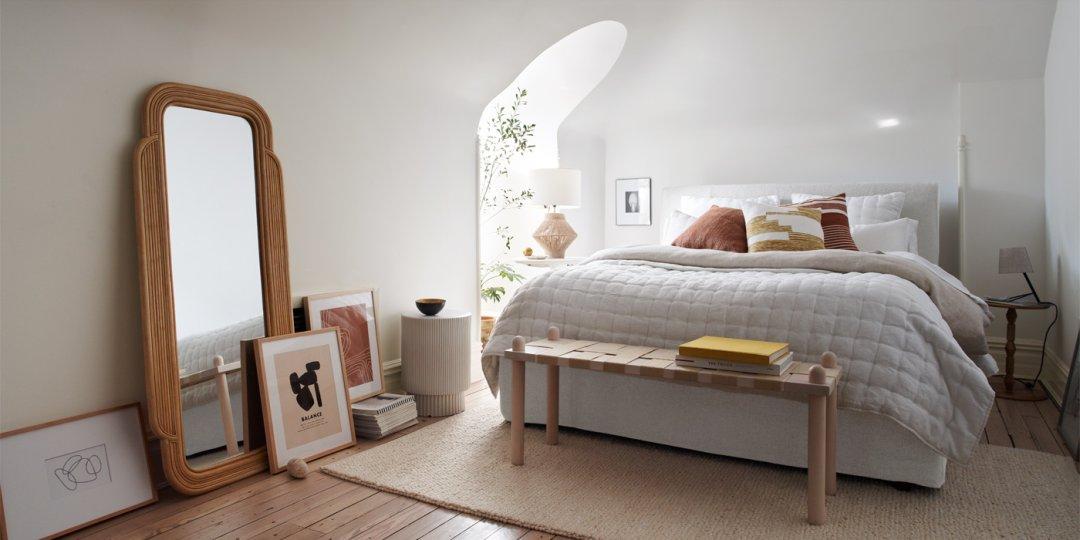 Bedroom Inspiration West Elm