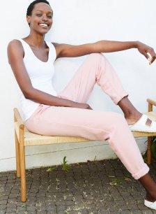 Shop Brooklyn Organic Jogger Chiffon Pink and more