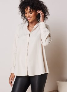 Shop Isabella Oliver Michelle Maternity Blouse and more